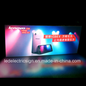 Wall Mounted LED Display Board for Advertising Light Box pictures & photos
