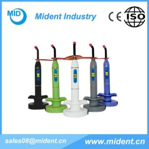 Digital LED Display Wireless Dental Curing Light Unit pictures & photos