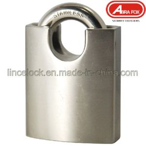 Padlock/Stainless Steel Arc Shape Padlock pictures & photos
