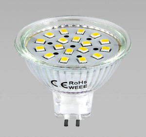 MR16 18PC2835SMD Spotlight Lamp for House pictures & photos