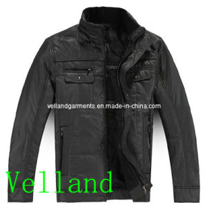 Fashion Outdoor Leisure Jacket Without Hood Sports Wear (VD-J224)