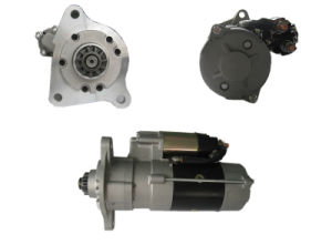 Starter Motor M009T80971 for ISUZU 6WA1 6WG1 pictures & photos