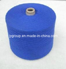 Drop Dying Pet Staple Fibres Yarn for Textile Usage