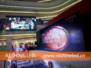 Reshine Indoor P4 Fixed LED Display Screen Video Wall pictures & photos