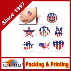 Temporary Patriotic Tattoos (440036) pictures & photos