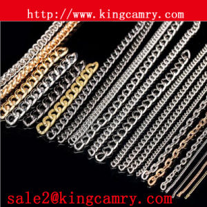 Metal Beaded Chain Roll Sash Chains Steel Chains Decorative Chains pictures & photos