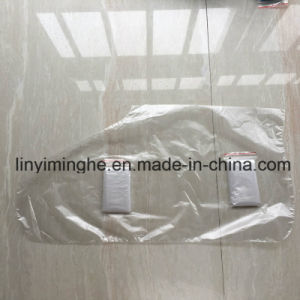 Disposable PE Folded HDPE LDPE Sock pictures & photos