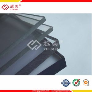 Plastic Polycarbonate Solid Sheet Building Materails Bullet Proof Plastic Sheet pictures & photos