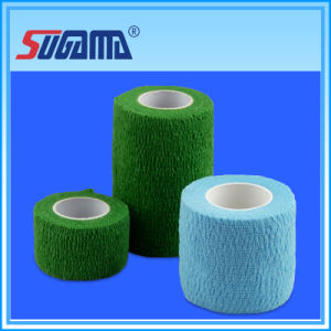 Non-Woven High Quality Elastic Adhesive Bandage pictures & photos