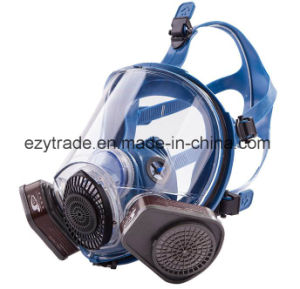Military Full Face Respirator Gas Mask pictures & photos