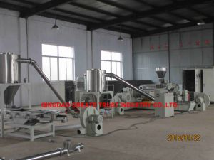 New Technology PE/LLDPE/PP/Plastic Pelletizing Machine (CE/ISO9001) pictures & photos