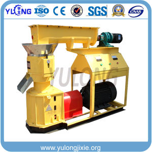 Hot Sale Flat Die Wood Pellet Machine with CE Approved pictures & photos