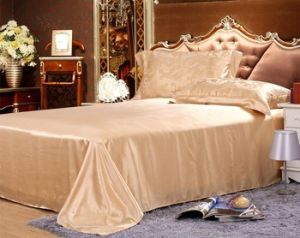 Natural Luxurious 100% Mulberry Silk Comforter Bedding Sets pictures & photos