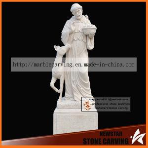 Shepherd Jesus Statue Nss049 pictures & photos