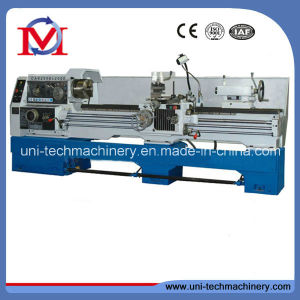 Heavy Duty Gap Bed Lathe (CA6266) pictures & photos