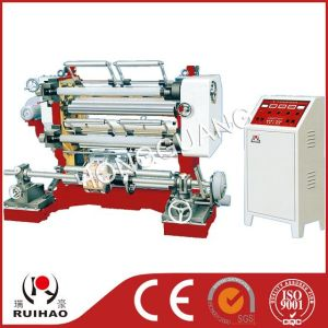Plastic Packing Film Slitting Machine pictures & photos