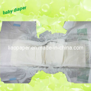 Leaking Proof China Baby Diaper/Baby Nappy/Diaper pictures & photos
