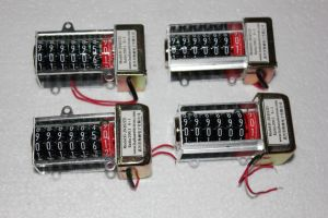 Mechanical Counter with Anti-Magnet 200: 1, 7digits pictures & photos