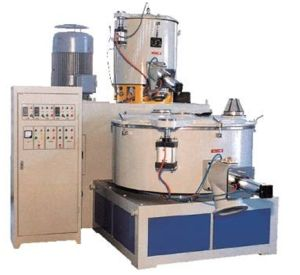 High Speed Mixer With Cooler