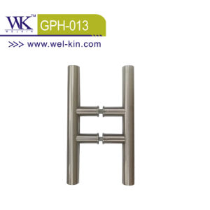 Customized Stainless Steel Tube Door Handle (GPH-013)