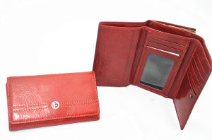 Lady Classic Leather Wallet/Purse/Bag (JYW-29143) pictures & photos