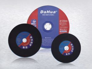 Polish Cut Abrasive Grinding Disk Wheel pictures & photos