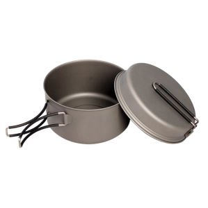 Camping Cookware Set, Outdoor Titanium Cookware Set pictures & photos