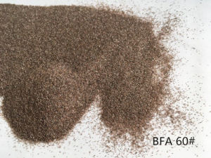 Conscience Brown Fused Alumina Supplier in Abrasives and Refractory pictures & photos