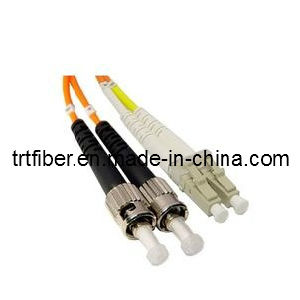 LC-St Om2 50/125um Duplex Fiber Cable pictures & photos