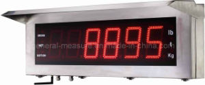 Weighing Remote Display (GM8895)