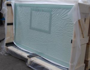 10mm, 12mm Tempered 12.76mm Laminated Glass for Backboard pictures & photos