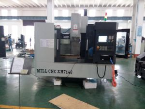 High Speed CNC Milling Machine (XH714) pictures & photos