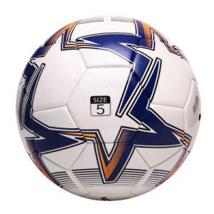 Top-Level Custom Tough Thermally Bonded Soccer Ball pictures & photos