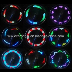 30 Patterns 14 PCS LED Spoke Wheel Light pictures & photos