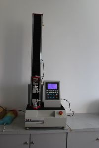 Single Column Wire Elongation Strength Tester pictures & photos