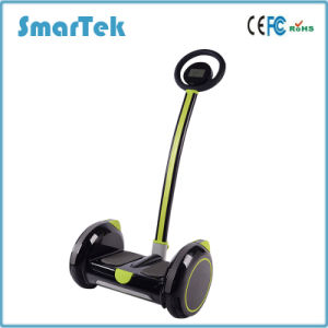 Smartek 14 Inch 2 Wheels Smart Self Balancing E-Scooter Patinete Electrico Golf Scooter for Outdoor Sport S-015 pictures & photos