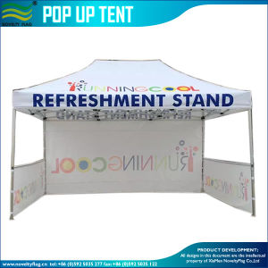 Advertising Gazebo Canopy Marquee Party Pop up Tent (B-NF38F21017) pictures & photos