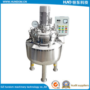 High Quality Cream Emulsifying Tank Shampoo Making Machine with Excellent Motor pictures & photos