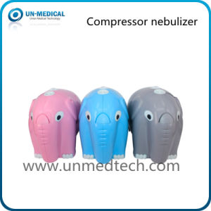 Cute Elephant Compressor Nebulizer for Children pictures & photos