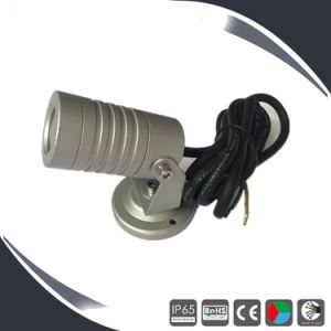 3W IP65 RGB&Single Color LED Garden Spot Lighting, Landscape Light pictures & photos