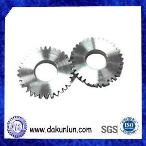 Precision C45 Steel T34 Spur Gear Sets