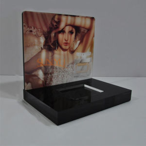 Wholesale Acrylic Makeup Display Stand, POS Display Stand pictures & photos