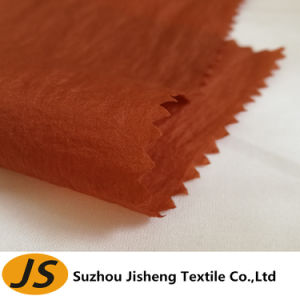 20d Waterproof Wrinkled Nylon Fabric pictures & photos