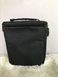 2017 New Design Large Dsrl Digital Camera Padded Nylon Camera Bag pictures & photos