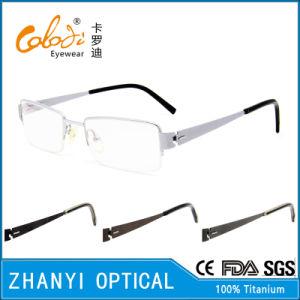 Latest Design Beta Titanium Eyeglass Eyewear Optical Glasses Frame (8317) pictures & photos