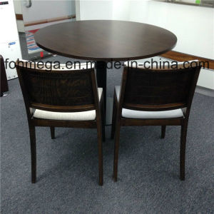 Top Grade Wood Restaurant Dining Table and Chair (FOH-CXSC73) pictures & photos