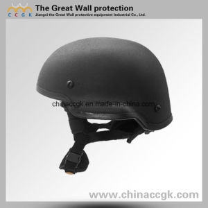 Nij Iiia Mich 2002 Steel Bulletproof Helmet pictures & photos