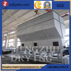 Medicine Use Horizontal Fluidized Bed Dryer pictures & photos