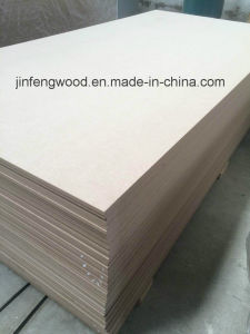 MDF/Plain MDF with Competitive Price/ Medium-Density Fibreboard pictures & photos