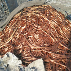 Millberry Copper Wire Scrap 99.95% Best Supplier pictures & photos
